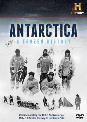 Antarctica: A Frozen History Online DVD Rental