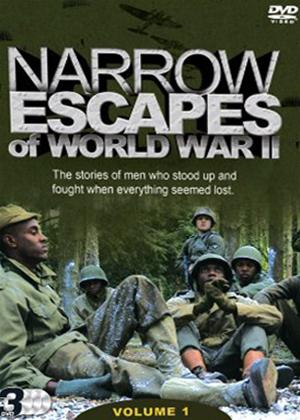 Narrow Escapes of WWII: Vol.1 Online DVD Rental