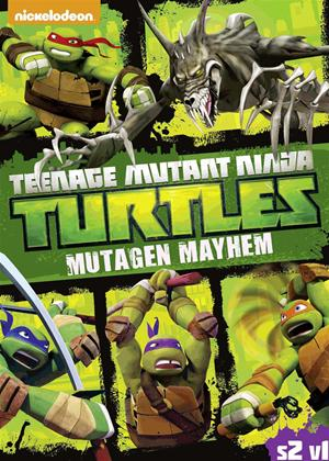 Teenage Mutant Ninja Turtles: Series 2: Vol.1 Online DVD Rental