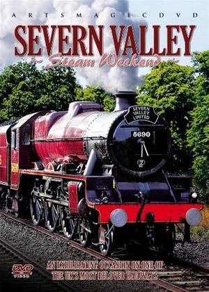 Severn Valley Steam Weekend Online DVD Rental