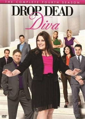 Rent Drop Dead Diva: Series 4 Online DVD Rental