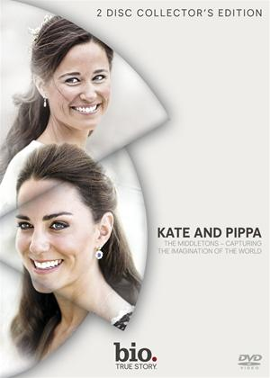 Rent Kate and Pippa Middleton Online DVD Rental