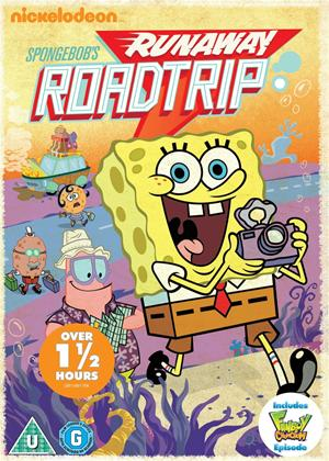 Rent SpongeBob SquarePants: SpongeBob's Runaway Road Trip Online DVD Rental