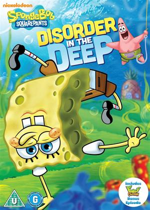SpongeBob SquarePants: Disorder in the Deep Online DVD Rental