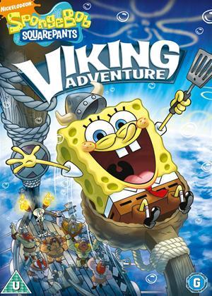 SpongeBob SquarePants: Viking Sized Adventure Online DVD Rental