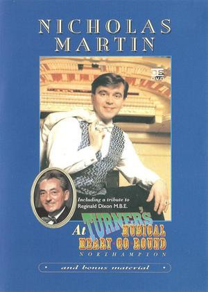 Rent Nicholas Martin: At Turner's Musical Merry Go Round Online DVD Rental
