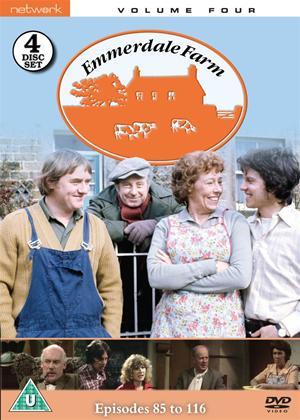 Rent Emmerdale Farm: Vol.4 Online DVD Rental