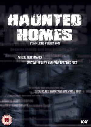 Rent Haunted Homes: Series 1 Online DVD Rental