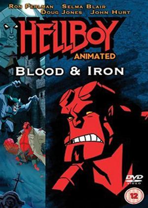 Hellboy: Animated: Blood and Iron Online DVD Rental