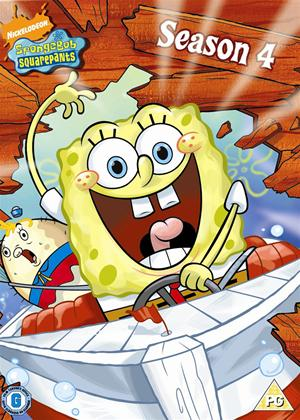 Rent SpongeBob SquarePants: Series 4 Online DVD Rental