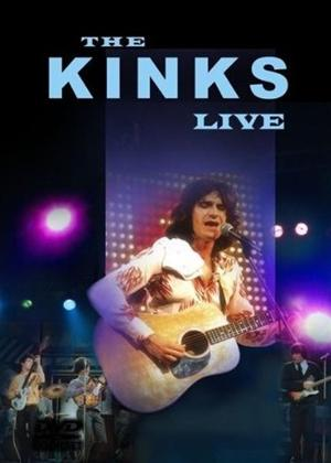 The Kinks: Live Online DVD Rental