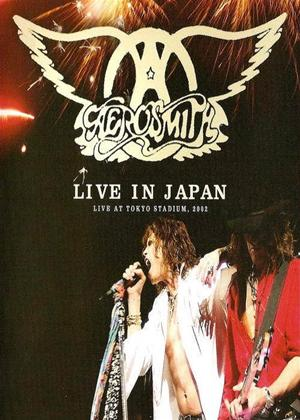 Rent Aerosmith: Live in Japan 2002 Online DVD Rental