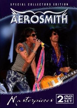 Rent Aerosmith: Masterpieces: Masterpieces in Review/Masterpieces Live Online DVD Rental
