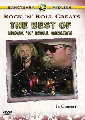 Rent Rock 'n' Roll Greats: Compilation Online DVD Rental