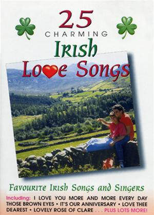 Rent 25 Charming Irish Love Songs Online DVD Rental