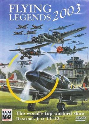 Flying Legends 2003 Online DVD Rental
