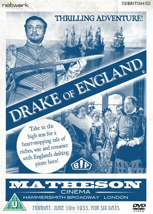Drake of England Online DVD Rental