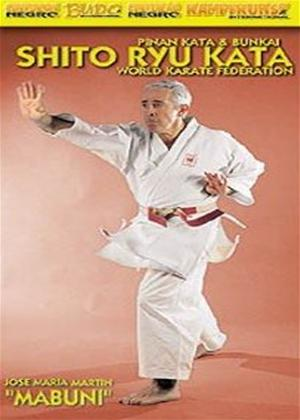 Rent Shito Ryu Karate: Pinan Kata and Bunkai: Vol.2 Online DVD Rental