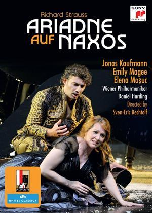 Strauss: Ariadne Auf Naxos (Harding) Online DVD Rental
