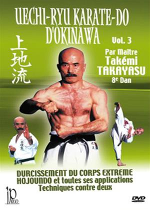 Rent Takemi Takayasu: Uechiryu Karate-Do D'Okinawa Online DVD Rental