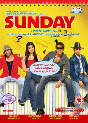 Sunday Online DVD Rental