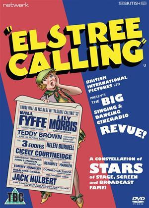 Rent Elstree Calling Online DVD Rental