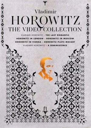 Rent Vladimir Horowitz: The Video Collection Online DVD Rental
