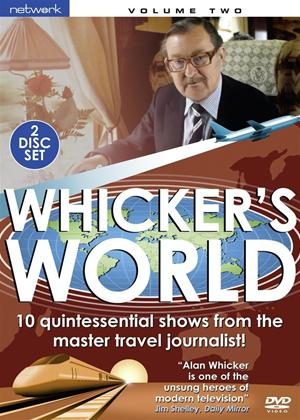 Rent Whicker's World: Vol.2 Online DVD Rental