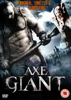 Rent Axe Giant (aka Axe Giant: The Wrath of Paul Bunyan) Online DVD Rental