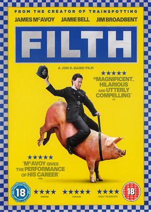 Filth Online DVD Rental