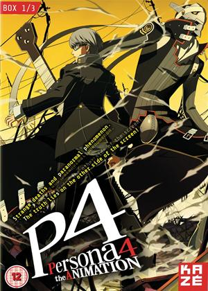 Rent Persona 4: The Animation: Vol.1 Online DVD Rental