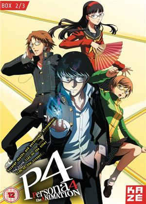 Rent Persona 4: The Animation: Vol.2 Online DVD Rental