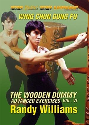 Rent Wing Chun Wooden Dummy Form: Advanced Drills Online DVD Rental