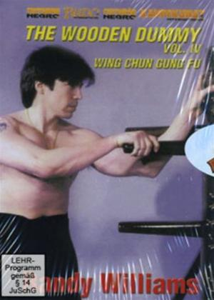 Rent Wing Chun Wooden Dummy Form: Part Four Online DVD Rental