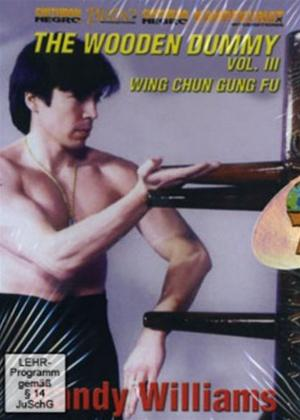 Rent Wing Chun Wooden Dummy Form: Part Three Online DVD Rental