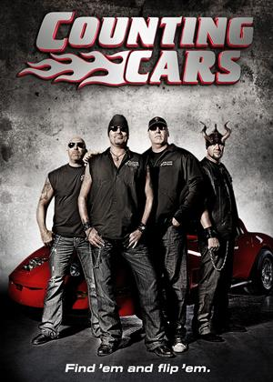 Counting Cars Online DVD Rental