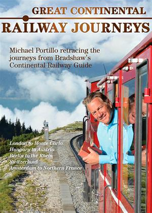 Great Continental Railway Journeys Online DVD Rental