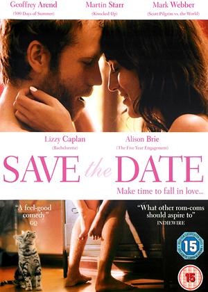 Save the Date Online DVD Rental