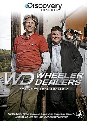 Rent Wheeler Dealers: Series 7 Online DVD Rental