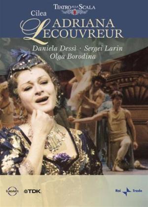 Adriana Lecouvreur: Francesco Cilea: Teatro alla Scala Online DVD Rental