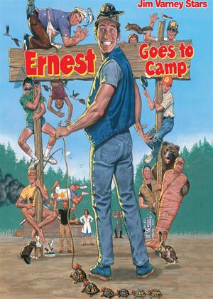Rent Ernest Goes to Camp Online DVD Rental