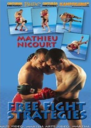 Rent MMA Free Fight Strategies Online DVD Rental