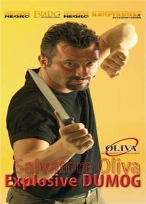 Rent Explosive Dumog Filipino Grappling and JKD Online DVD Rental