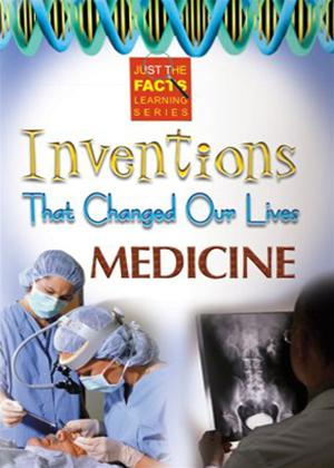 Rent Just the Facts: Inventions That Changed Our Lives: Medicine Online DVD Rental