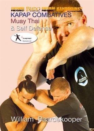 Rent Kapap Combatives: Muay Thai Self Defence Online DVD Rental