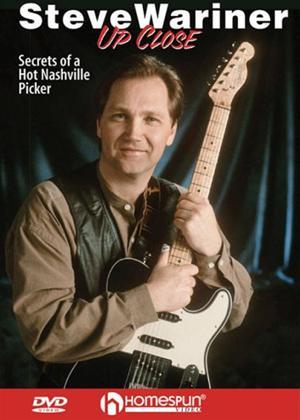 Rent Steve Wariner: Up Close: Secrets of a Hot Nashville Picker Online DVD Rental