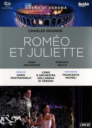 Rent Roméo et Juliette: Arena di Verona (Mastrangelo) Online DVD Rental