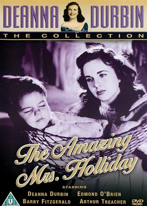 The Amazing Mrs. Holliday Online DVD Rental