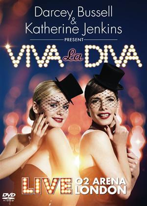 Rent Viva La Diva: Darcey Bussell and Katherine Jenkins Online DVD Rental