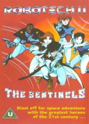 Robotech II: The Sentinels Online DVD Rental